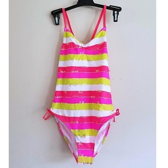 2e9528e2509 Big Girls Racer Back Swimsuit   Sarong Plus Size